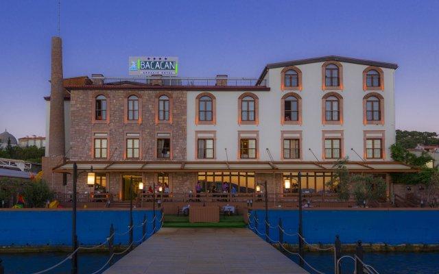 Bacacan Otel Турция, Айвалык - отзывы, цены и фото номеров - забронировать отель Bacacan Otel онлайн вид на фасад
