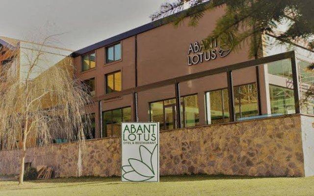 Abant Lotus Otel Турция, Болу - отзывы, цены и фото номеров - забронировать отель Abant Lotus Otel онлайн вид на фасад