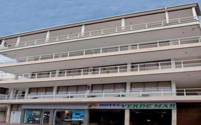 Отель Verde Mar Колумбия, Сан-Андрес - отзывы, цены и фото номеров - забронировать отель Verde Mar онлайн вид на фасад
