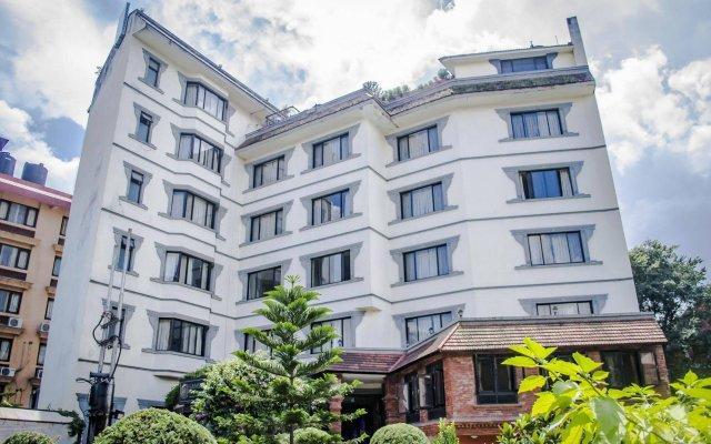 Отель Samsara Resort Непал, Катманду - отзывы, цены и фото номеров - забронировать отель Samsara Resort онлайн вид на фасад