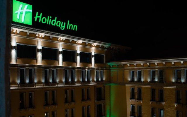 Гостиница Holiday Inn Aktau Казахстан, Актау - отзывы, цены и фото номеров - забронировать гостиницу Holiday Inn Aktau онлайн вид на фасад