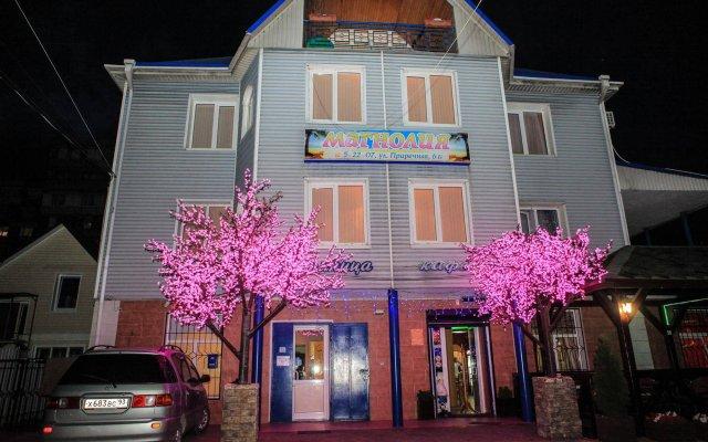 Magnolia Hotel вид на фасад