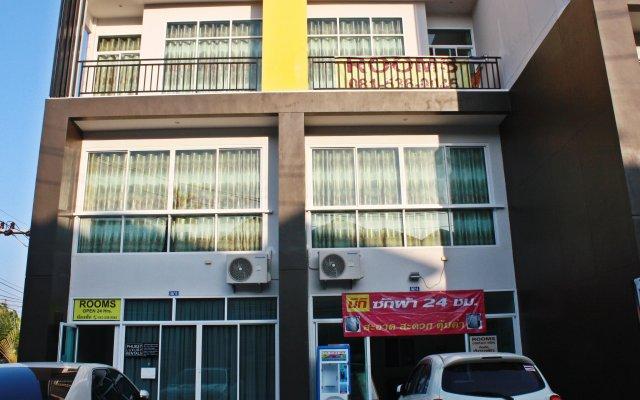 The Blue Rabbit Phuket Hotel Пхукет вид на фасад