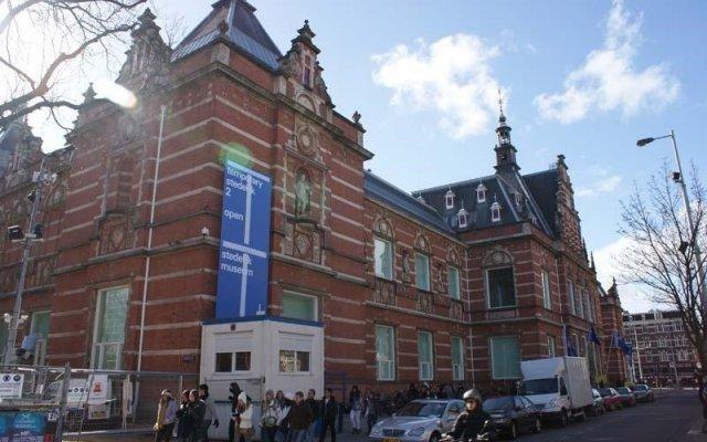 Отель Van Gogh Нидерланды, Амстердам - отзывы, цены и фото номеров - забронировать отель Van Gogh онлайн вид на фасад