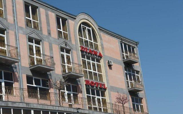 Diana Hotel вид на фасад