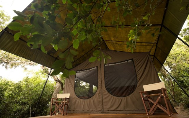Отель Wild Trails Yala Tented Safari Camp By Yoho вид на фасад