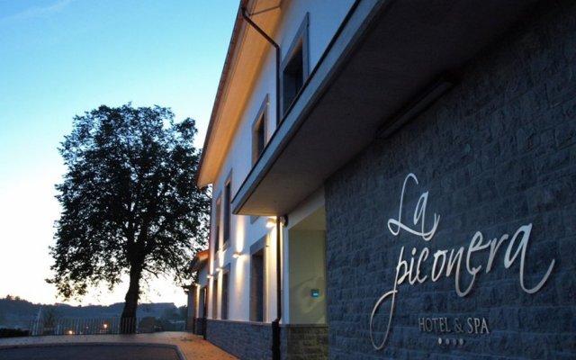 La Piconera Hotel & Spa вид на фасад