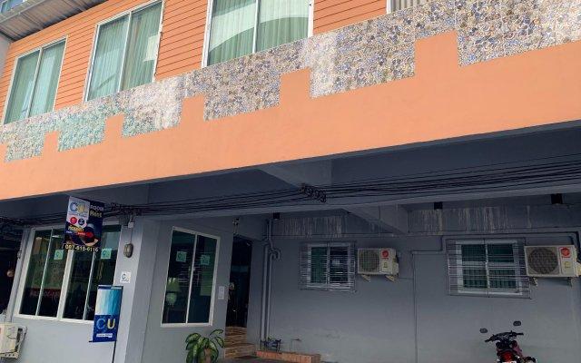 Отель CU@JOMTIEN Таиланд, Паттайя - отзывы, цены и фото номеров - забронировать отель CU@JOMTIEN онлайн вид на фасад