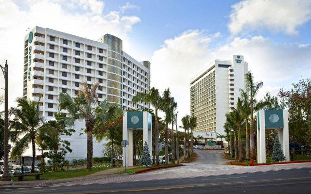 Отель Guam Reef США, Тамунинг - отзывы, цены и фото номеров - забронировать отель Guam Reef онлайн вид на фасад