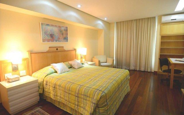 Отель Constantino Hotel Бразилия, Жуис-ди-Фора - отзывы, цены и фото номеров - забронировать отель Constantino Hotel онлайн комната для гостей