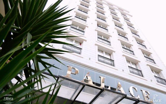 Hotel Palace Vlore вид на фасад
