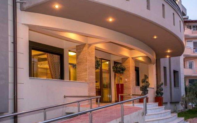 Отель Thalassies Nouveau вид на фасад