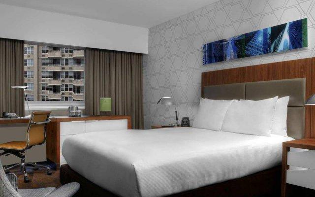 Отель DoubleTree by Hilton Metropolitan - New York City США, Нью-Йорк - 9 отзывов об отеле, цены и фото номеров - забронировать отель DoubleTree by Hilton Metropolitan - New York City онлайн комната для гостей