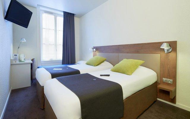 Отель Campanile Lyon Centre - Gare Perrache - Confluence Франция, Лион - 2 отзыва об отеле, цены и фото номеров - забронировать отель Campanile Lyon Centre - Gare Perrache - Confluence онлайн вид на фасад