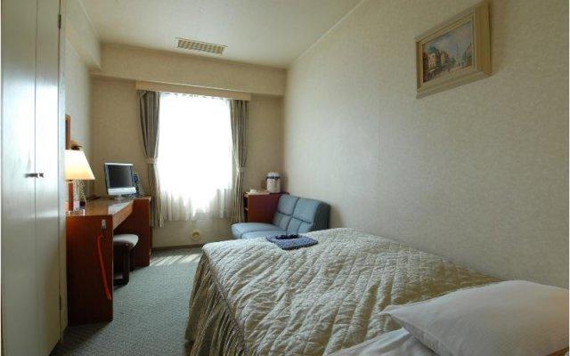 Hotel New Itaya Уцуномия комната для гостей