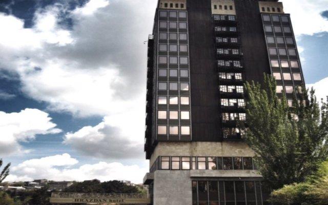 Раздан Отель Ереван вид на фасад