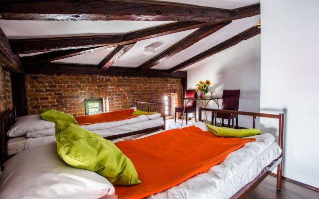 Отель Pink Panther's Hostel Польша, Краков - 1 отзыв об отеле, цены и фото номеров - забронировать отель Pink Panther's Hostel онлайн комната для гостей