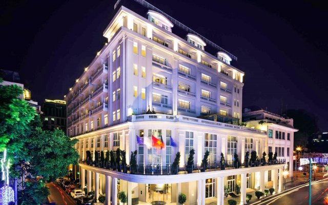 Hotel de lOpera Hanoi - MGallery Collection вид на фасад