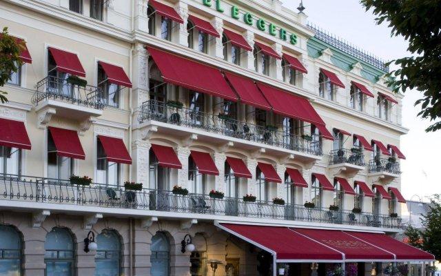 Отель Hôtel Eggers Швеция, Гётеборг - отзывы, цены и фото номеров - забронировать отель Hôtel Eggers онлайн вид на фасад