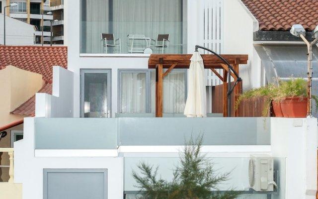 Отель Azores Villas - Coast Villa Понта-Делгада вид на фасад