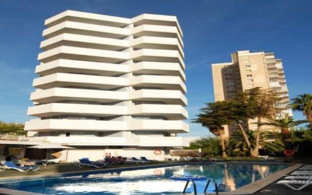 Отель Magalluf Playa - Adults Only Испания, Магалуф - отзывы, цены и фото номеров - забронировать отель Magalluf Playa - Adults Only онлайн вид на фасад