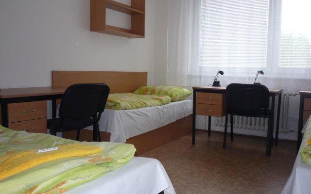 Отель Koleje J.a.komenského Брно комната для гостей