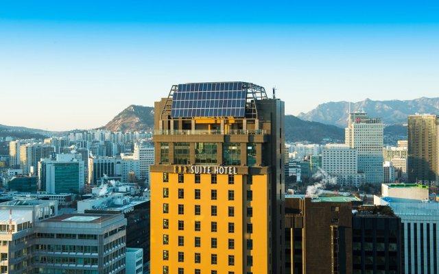 ENA Suite Hotel Namdaemun вид на фасад
