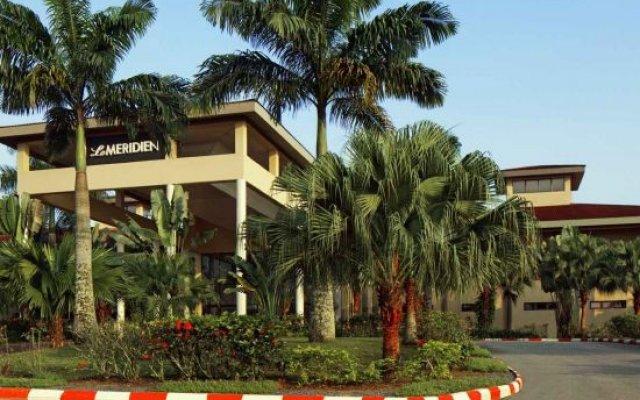 Отель Le Meridien Ibom Hotel Golf Resort Нигерия, Уйо - отзывы, цены и фото номеров - забронировать отель Le Meridien Ibom Hotel Golf Resort онлайн вид на фасад