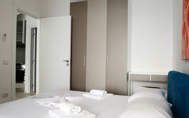 Отель Bougainville Bay Serviced Apartments Албания, Саранда - отзывы, цены и фото номеров - забронировать отель Bougainville Bay Serviced Apartments онлайн комната для гостей
