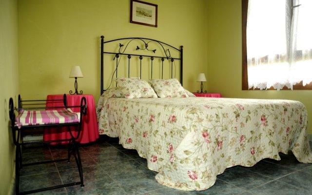 Отель Mirador de Ovio Otero I комната для гостей