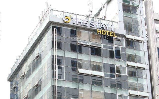The Stay Hotel вид на фасад