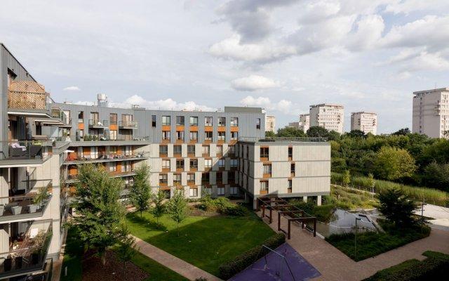 Апартаменты Villa Ventus Mokotow Apartment Варшава