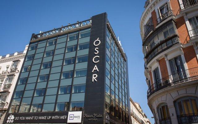 Отель Room Mate Oscar Испания, Мадрид - отзывы, цены и фото номеров - забронировать отель Room Mate Oscar онлайн вид на фасад