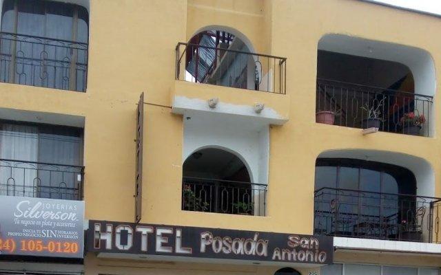Отель Posada San Antonio Мексика, Кабо-Сан-Лукас - отзывы, цены и фото номеров - забронировать отель Posada San Antonio онлайн вид на фасад