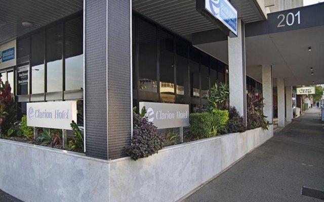 Отель Clarion Hotel Townsville Австралия, Таунсвилл - отзывы, цены и фото номеров - забронировать отель Clarion Hotel Townsville онлайн вид на фасад