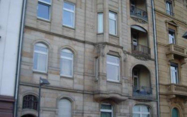 Отель Duval Германия, Франкфурт-на-Майне - отзывы, цены и фото номеров - забронировать отель Duval онлайн вид на фасад