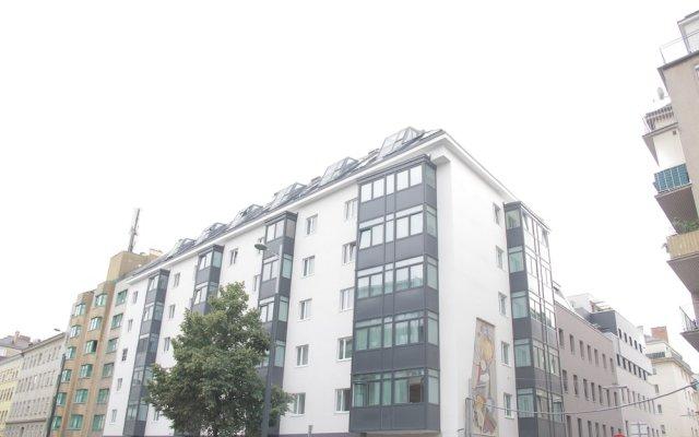 Отель Betariel Apartments S22 Австрия, Вена - отзывы, цены и фото номеров - забронировать отель Betariel Apartments S22 онлайн вид на фасад