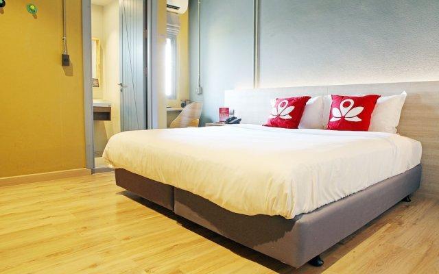 Отель ZEN Rooms Ekkamai 6 Таиланд, Бангкок - отзывы, цены и фото номеров - забронировать отель ZEN Rooms Ekkamai 6 онлайн вид на фасад