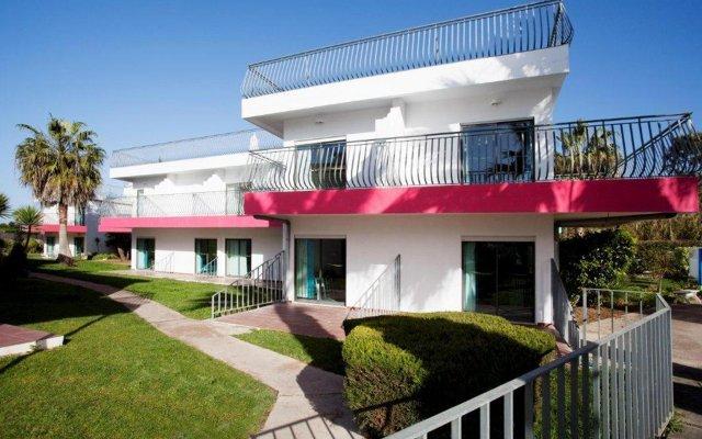 Отель BaySide Salgados Португалия, Албуфейра - отзывы, цены и фото номеров - забронировать отель BaySide Salgados онлайн вид на фасад