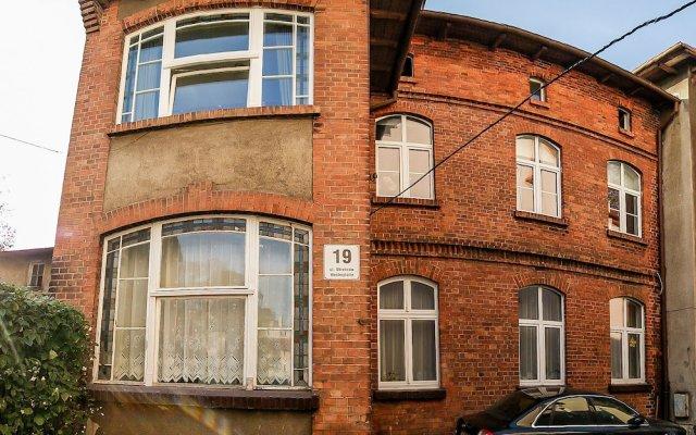 Отель Sopot Sleeps - Sopot Loft Польша, Сопот - отзывы, цены и фото номеров - забронировать отель Sopot Sleeps - Sopot Loft онлайн вид на фасад
