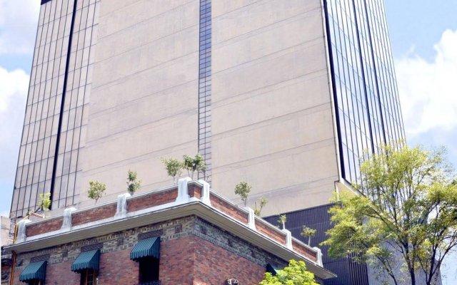 Отель Best Western Royal Zona Rosa Мексика, Мехико - отзывы, цены и фото номеров - забронировать отель Best Western Royal Zona Rosa онлайн вид на фасад