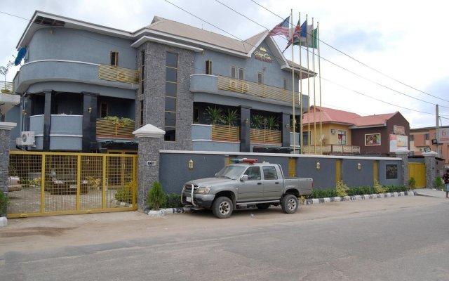 Kings Celia Hotel & Suites вид на фасад