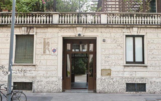 Отель Italianway - Viganò 8 вид на фасад