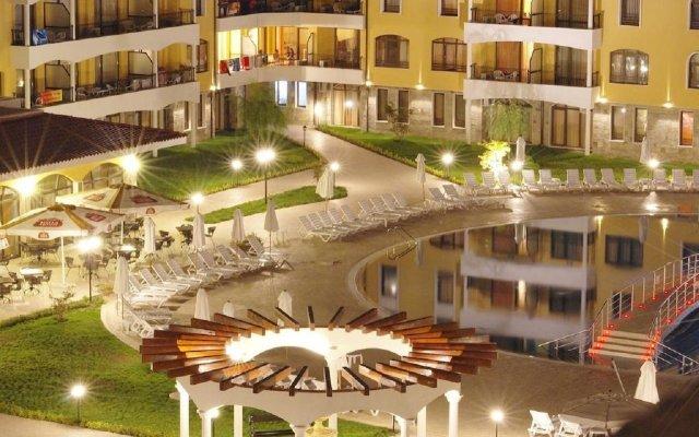 Отель Royal Sun Болгария, Солнечный берег - отзывы, цены и фото номеров - забронировать отель Royal Sun онлайн вид на фасад