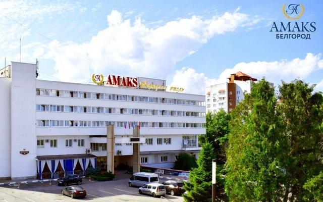 Отель Амакс