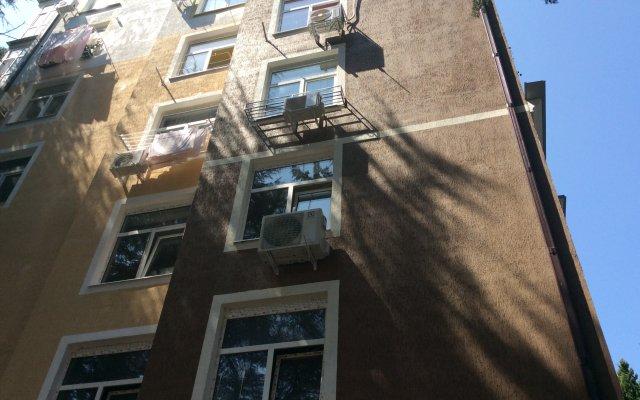 Апартаменты Олимпийский Парк вид на фасад