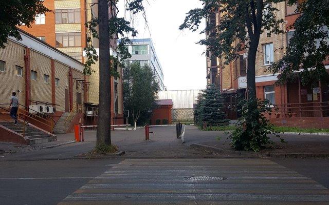 Апартаменты Zinina Kazan вид на фасад