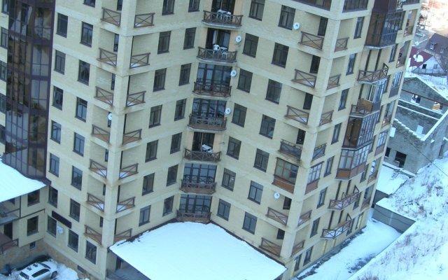Апартаменты Саммит вид на фасад