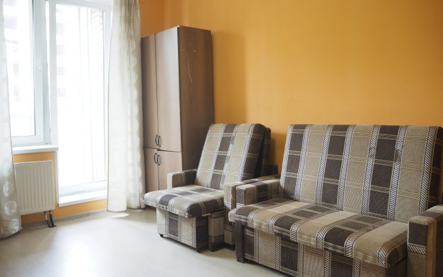 Апартаменты Мегаполис Инвест комната для гостей