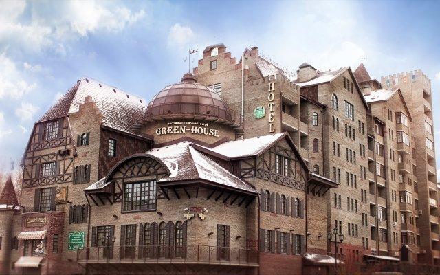Бутик-Отель Green House